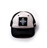 Far Cry 5 - Black & White Emblem Curved Bill Cap