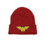 Wonder Woman - Logo - Headwear Red