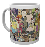 Rick and Morty Mug 293801