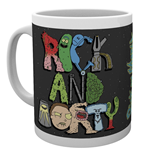 Rick and Morty Mug 293805