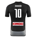 2017-2018 Napoli Kappa 4th Shirt (Maradona 10)