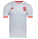 2018-2019 Spain Away Adidas Football Shirt