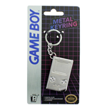 Nintendo Game Boy 3D Metal Keychain Game Boy 6 cm