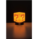 Super Mario 3D Light Question Block 10 cm