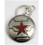 Marvel Comics Metal Keychain Winter Soldier