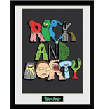 Rick and Morty Print 294156