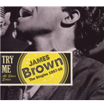 Vynil James Brown - Try Me (Purple Vinyl) (Lp+Cd)