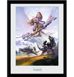 Horizon Zero Dawn Print 294584