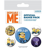 Despicable me - Minions Pin 294619