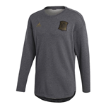 2018-2019 Spain Adidas Seasonal Special Sweatshirt (Dark Grey)