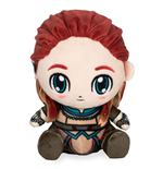 HORIZON ZERO DAWN Aloy Stubbins Plush Doll, Multi-colour