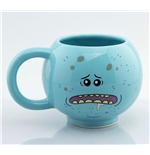 Rick & Morty 3D Mug Mr Meeseeks