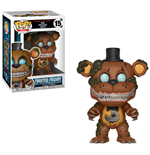 Five Nights at Freddy's The Twisted Ones POP! Books Vinyl Figure Twisted Freddy 9 cm