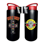 Guns n' Roses Drink Bottle Logo