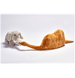 The Little Prince Plush Figure Snake with Elephant 60 cm