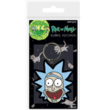 Rick and Morty Keychain 294985