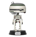 Star Wars Solo POP! Movies Vinyl Bobble-Head L3-37 9 cm