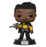 Star Wars Solo POP! Movies Vinyl Bobble-Head Lando Calrissian 9 cm
