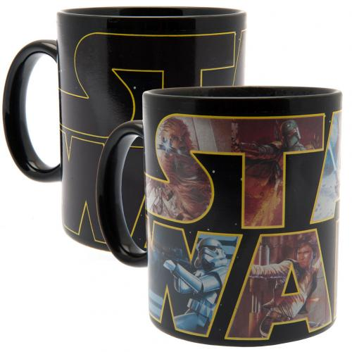Star Wars Heat Changing Mug