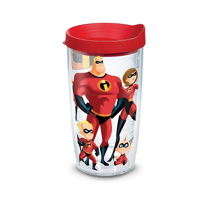 Tervis INCREDIBLES 16 Ounce Tumbler With Lid