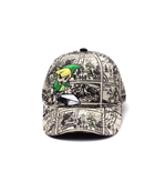 Zelda - Black Woods Boys Curved Bill Cap