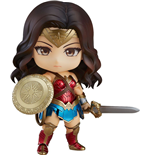Wonder Woman Movie Nendoroid Action Figure Wonder Woman Hero's Edition 10 cm