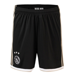 2018-2019 Ajax Adidas Away Shorts (Black)