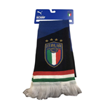 2018-2019 Italy Puma Fan Scarf (Peacot)
