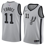 Men's San Antonio Spurs Bryn Forbe Nike Statement Edition Replica Jersey
