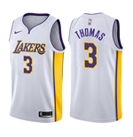 Men's Los Angeles Lakers Isaiah Thomas Nike Association Edition Replica Jersey