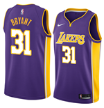 Men's Los Angeles Lakers Thomas Bryant Nike Statement Edition Replica Jersey