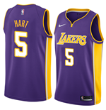 Men's Los Angeles Lakers Josh Hart Nike Statement Edition Replica Jersey