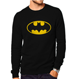 Batman - Logo - Unisex Crewneck Sweatshirt Black