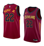 Men's Cleveland Cavaliers Larry Nance Jr. Nike Icon Edition Replica Jersey
