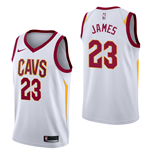 Men's Cleveland Cavaliers Lebron James Nike Association Edition Replica Jersey