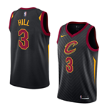 Men's Cleveland Cavaliers George Hill Nike Statement Edition Replica Jersey