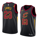 Men's Cleveland Cavaliers Lebron James Nike Statement Edition Replica Jersey