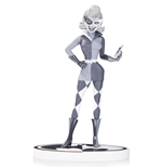 Batman Black & White Statue Harley Quinn by Paul Dini 2nd Edition 18 cm
