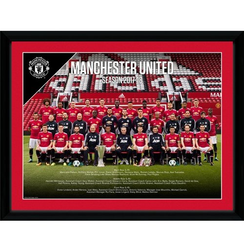 Manchester United FC Poster 297941