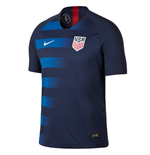 2018-2019 USA Away Football Shirt