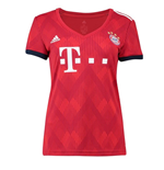 2018-2019 Bayern Munich Adidas Home Womens Shirt