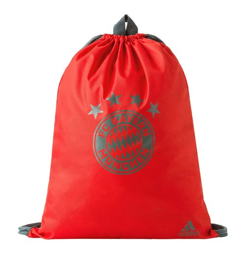 2018-2019 Bayern Munich Adidas Gym Bag (Red)