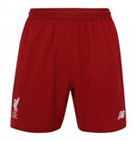 2018-2019 Liverpool Home Shorts (Red) - Kids