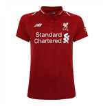 2018-2019 Liverpool Home Ladies Football Shirt