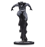 Batman Black & White Statue Batman by Jonathan Matthews 23 cm