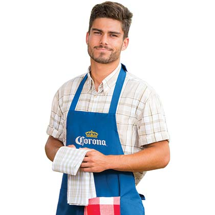 Corona Beer BBQ Grilling Apron