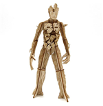 Guardians of the Galaxy IncrediBuilds 3D Wood Model Kit Groot