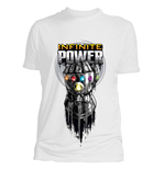 Avengers Infinity War Ladies T-Shirt Glove