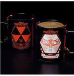 Call of Duty Heat Change Mug Nuketown