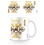 Avengers Infinity War Mug Connecting Icons